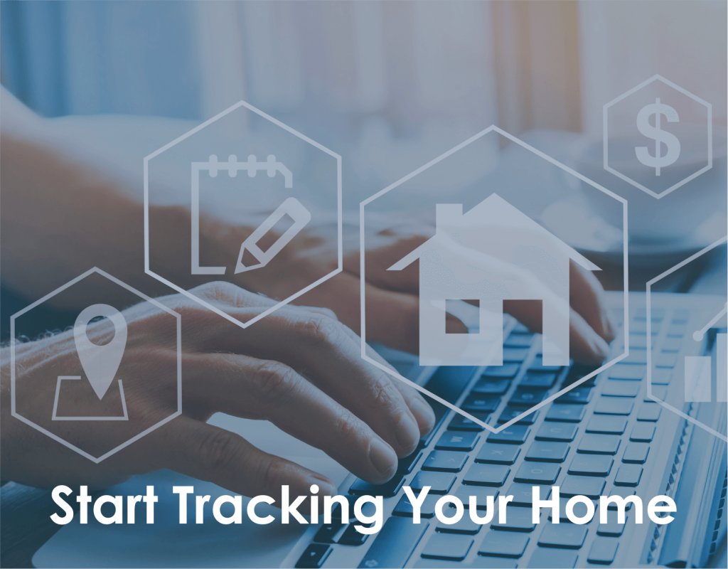 Savern - Start tracking your home